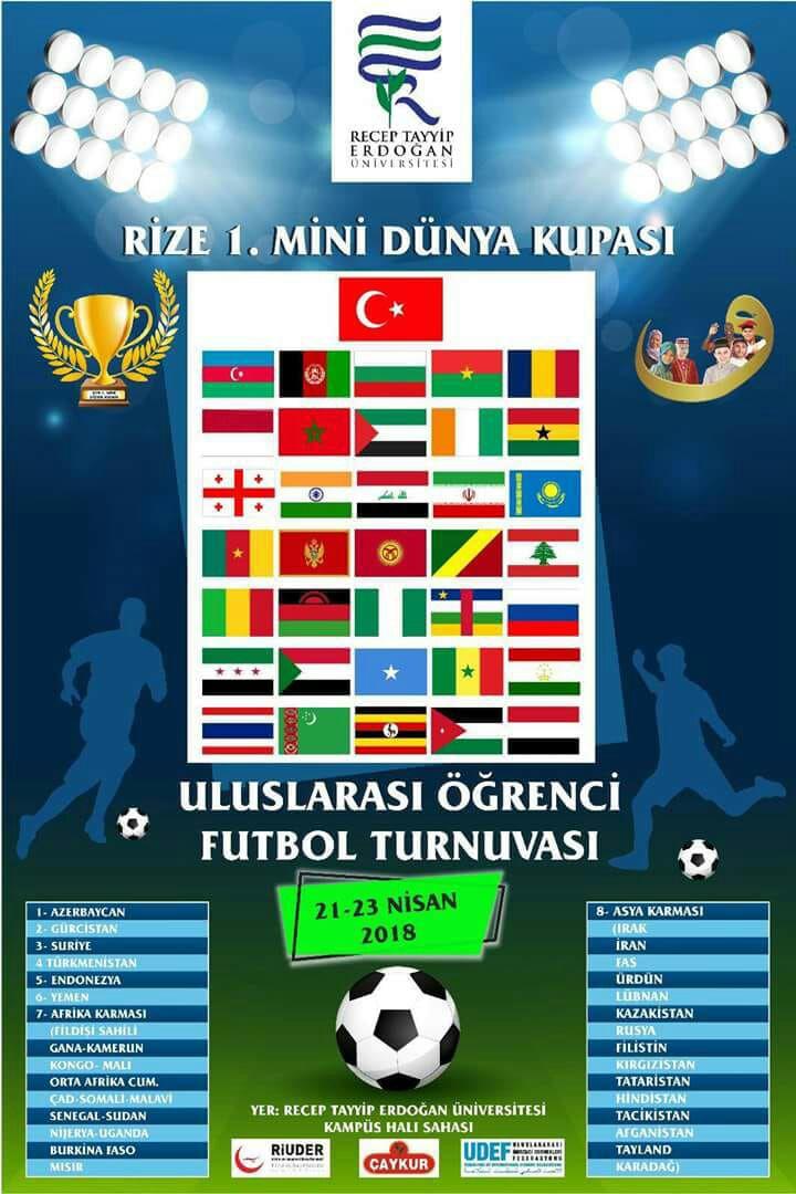 1.mini dünya kupası