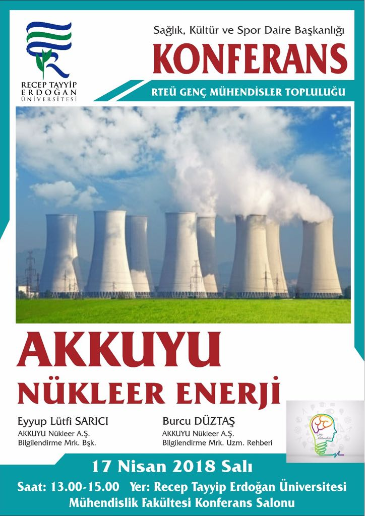 Konferans - Akkuyu Nükleer Enerji
