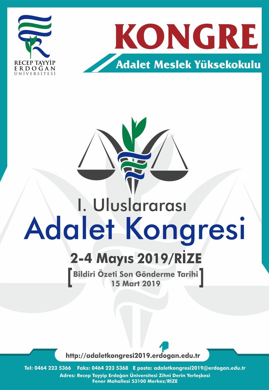 adalet kongresi 2019