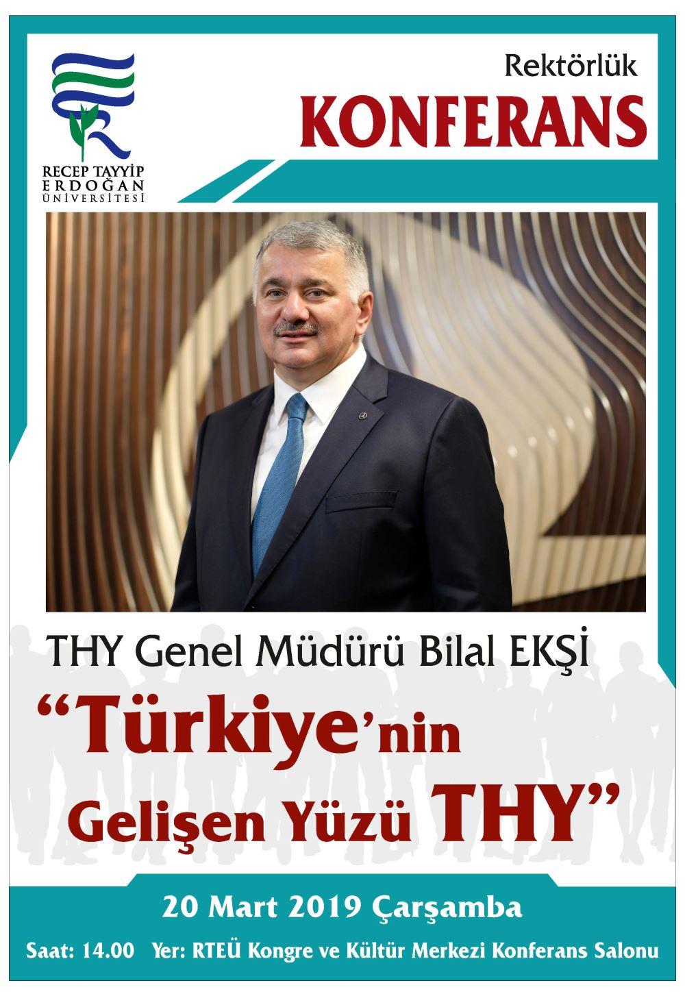 Türkiye'nin Gelişen Yüzü THY