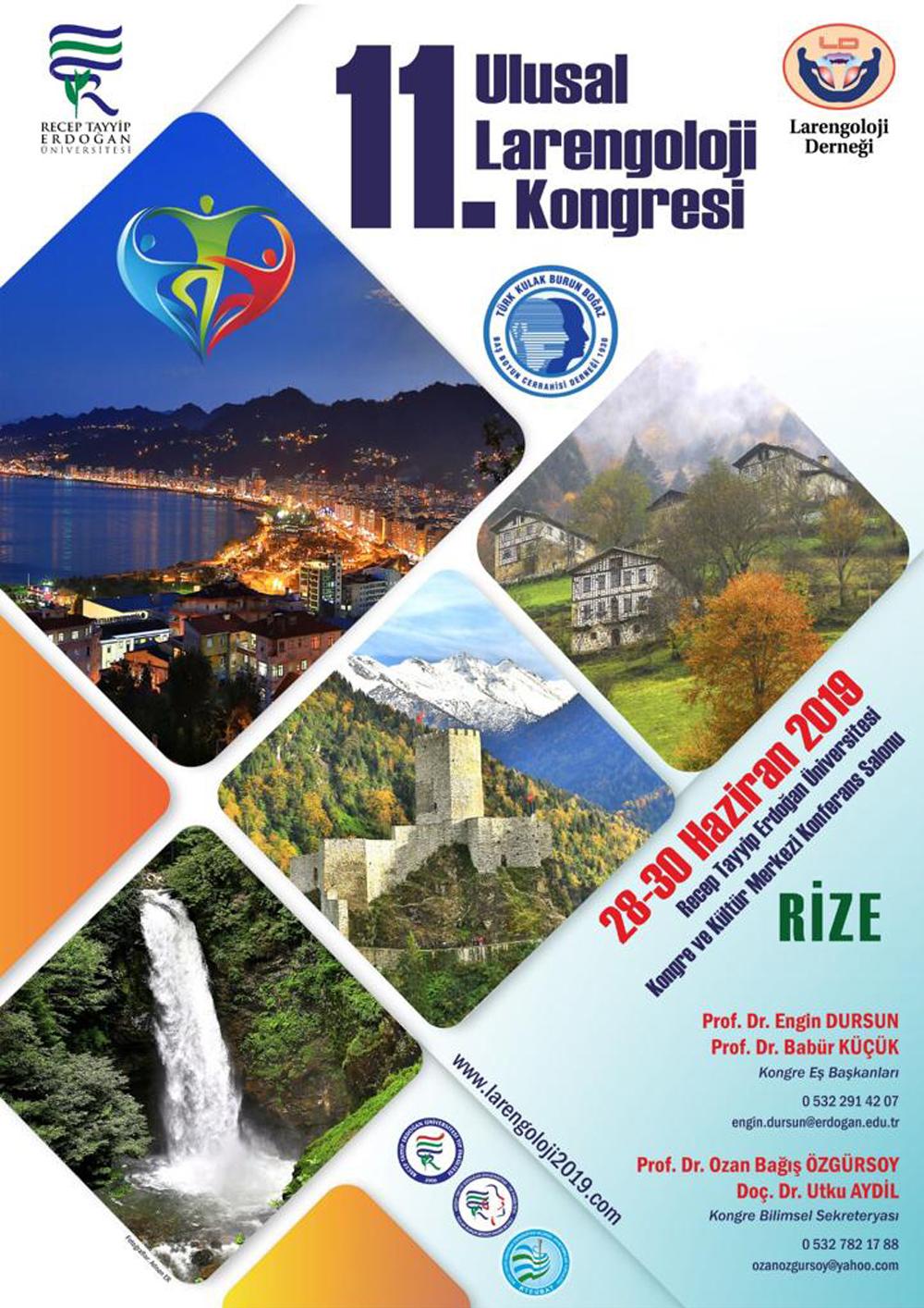 11.Ulusal Larengoloji Kongresi