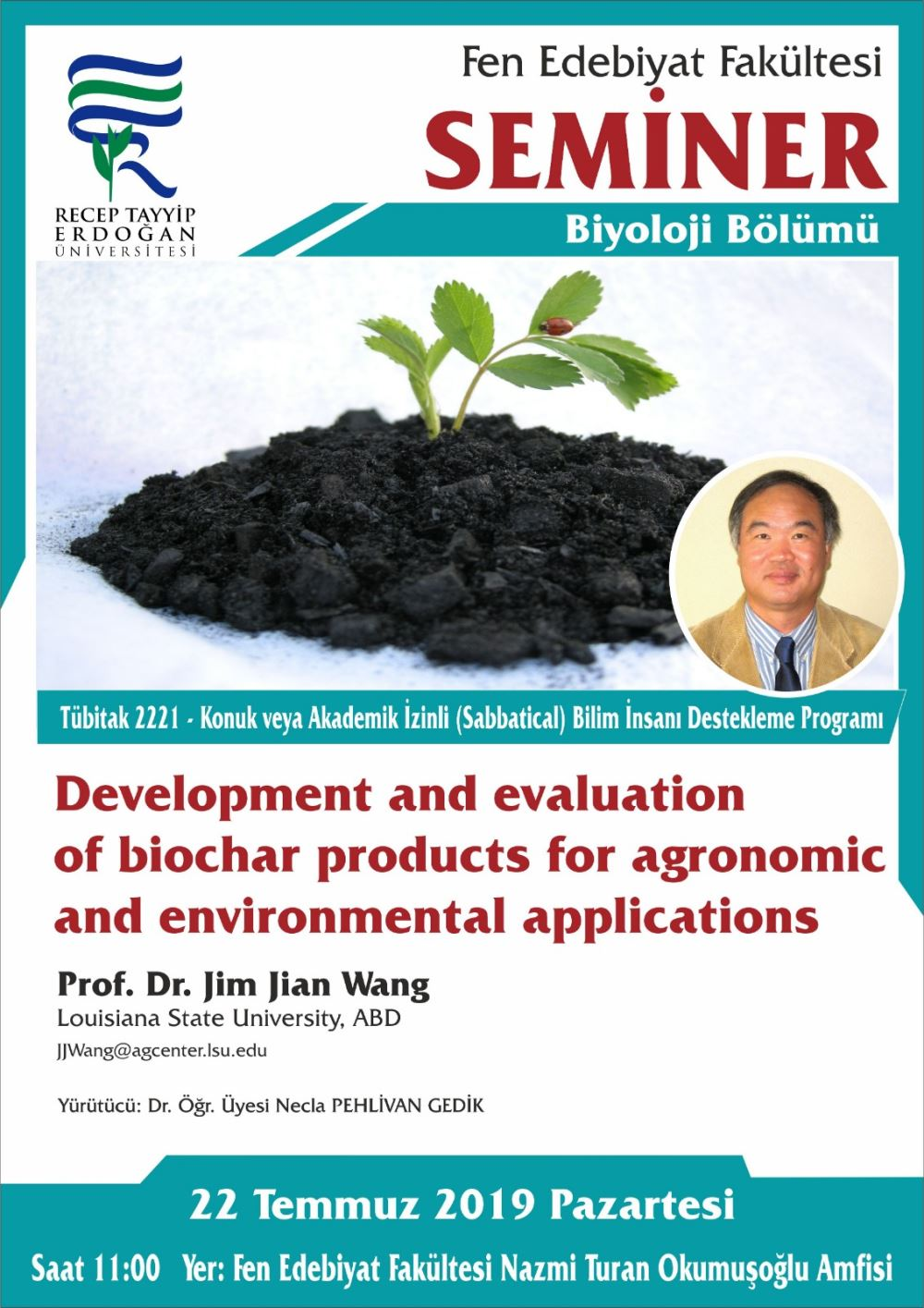 Development and evaluation of biochar products for agronomic and environmental applications