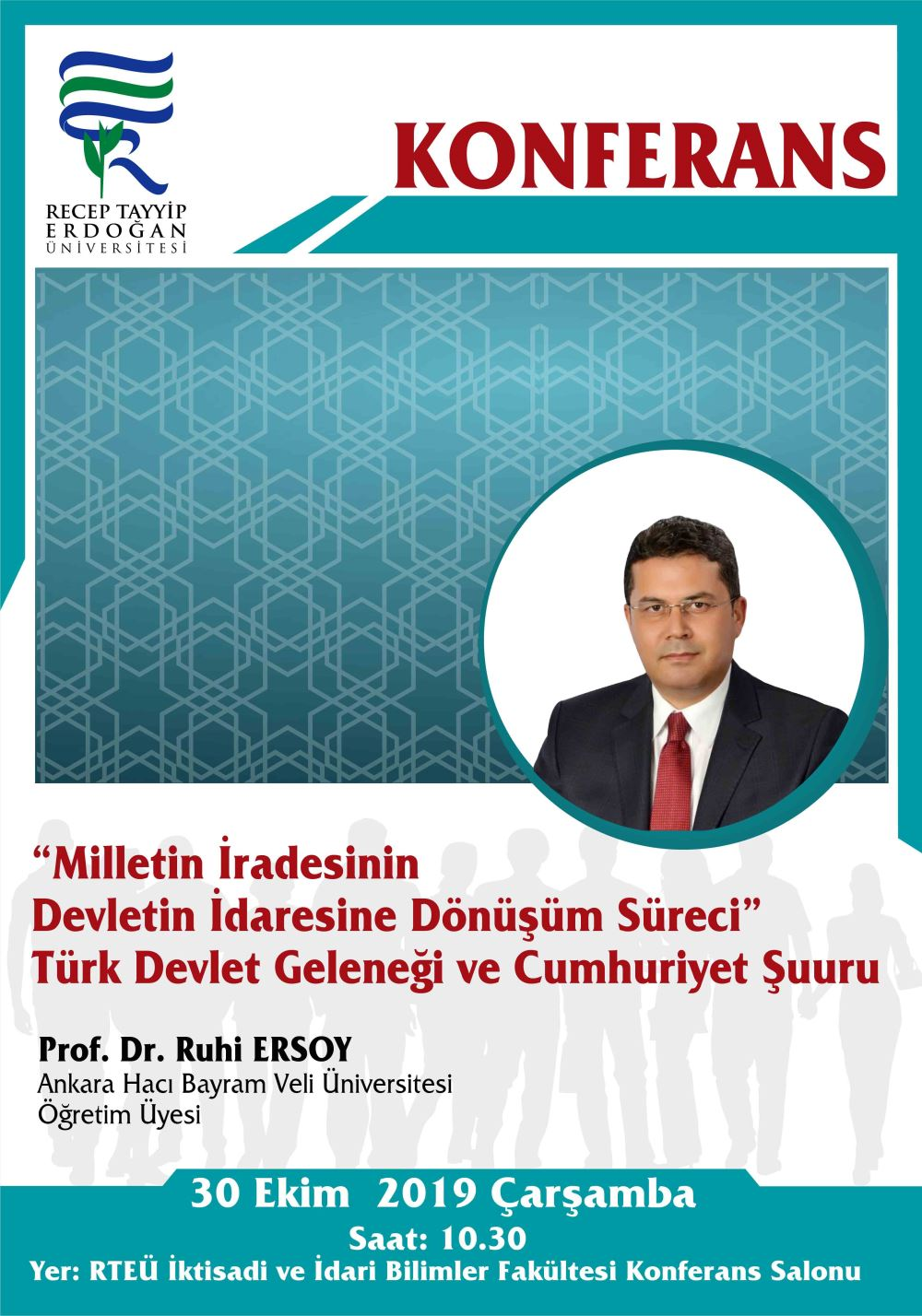 Milletin iradesinin Devletin iradesine dönüşüm süreci Türk Devlet Geleneği ve Cumhuriyet şuuru