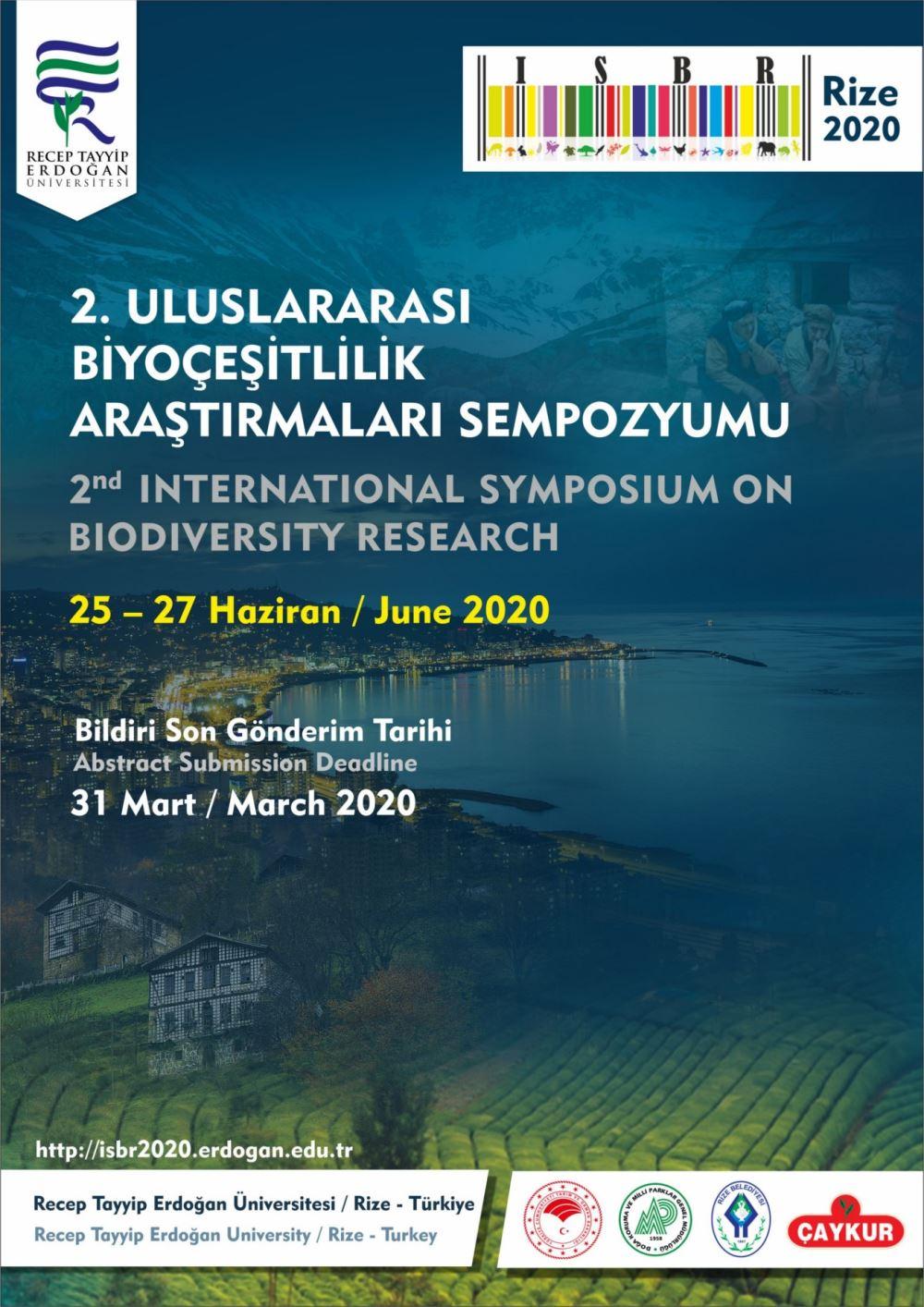 Biyoçeşitlilik Araştırmaları Sempozyumu-2019