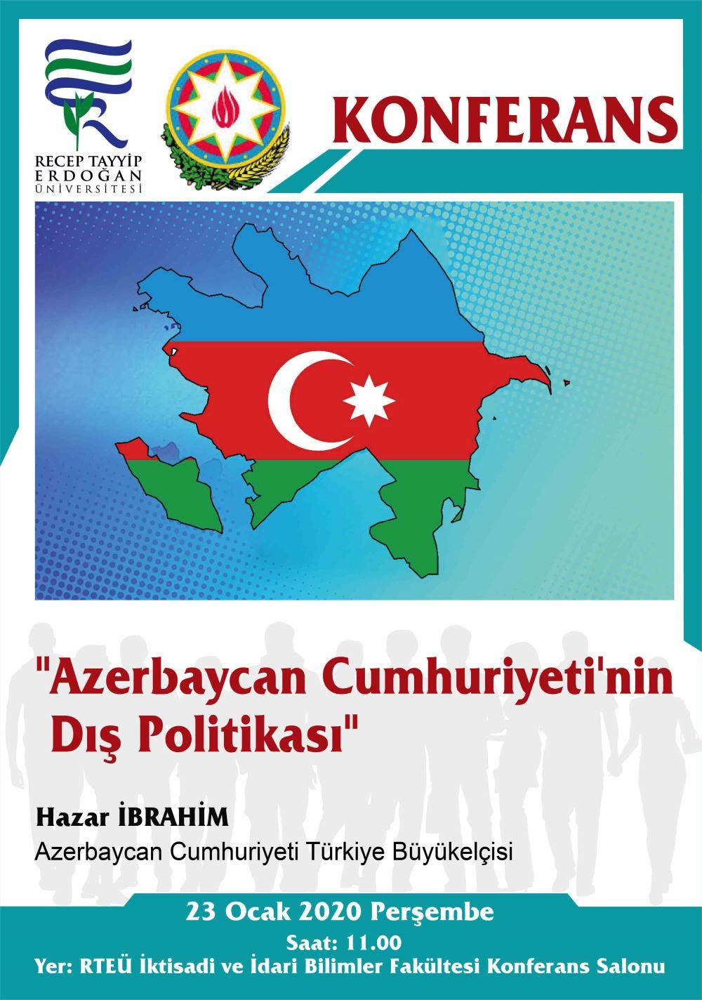 Azerbaycan Cumhuriyeti 'nin Dış Politikası