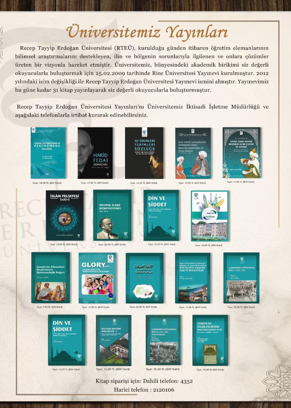 Üniversite Yayınları