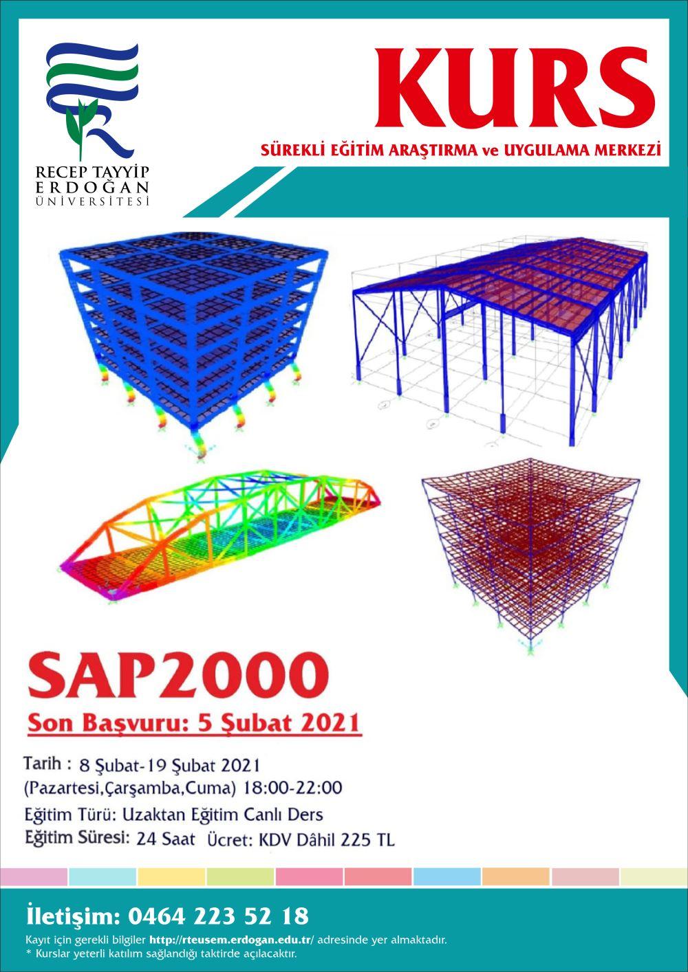 SAP2000 - KURS
