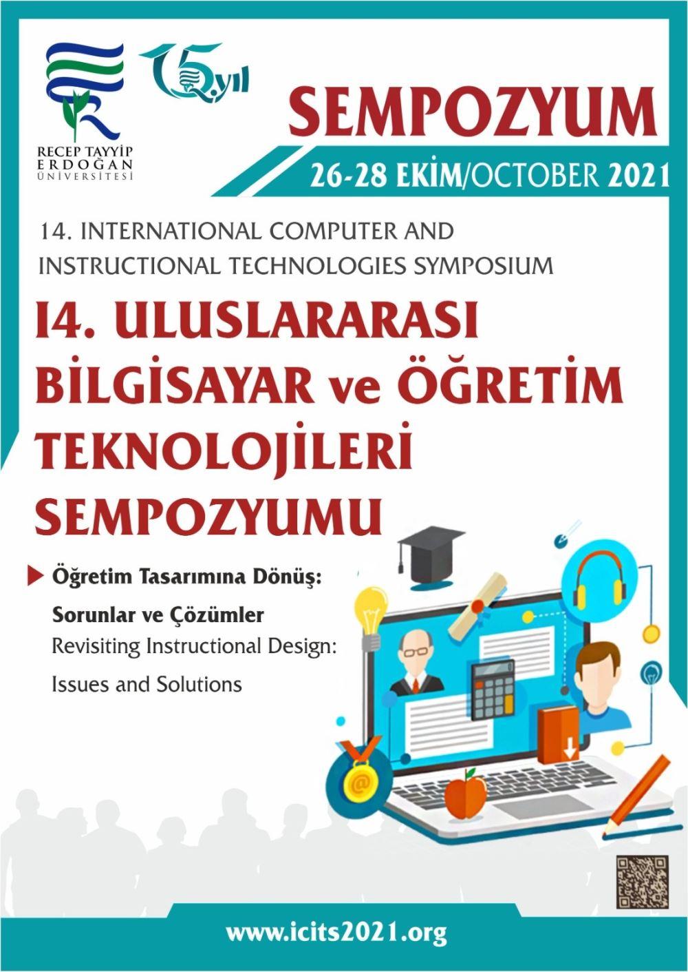 14. uluslararası bilgisayar ve öğretim teknolojileri