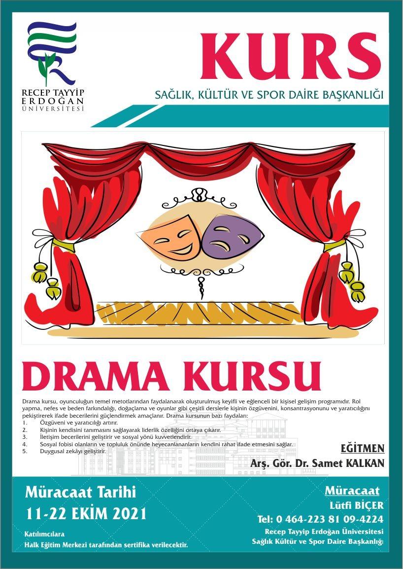 Drama kursu
